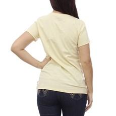 Camiseta Feminina Amarela Estampada Floral Levi's 29058