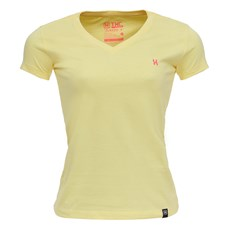 Camiseta Feminina Amarela TXC 27082