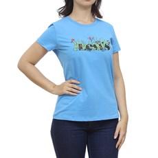 Camiseta Feminina Azul Levi's 29891