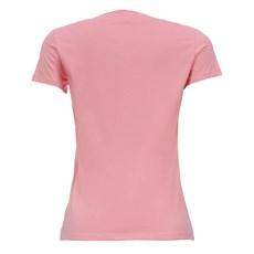 Camiseta Feminina Básica Rosa Levi's 28194