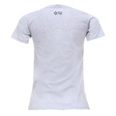 Camiseta Feminina Cinza Tuff 28141