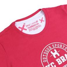 Camiseta Feminina Pink Estampada TXC 26104