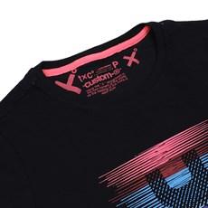 Camiseta Feminina Preta TXC 26603