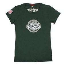 Camiseta Feminina Verde TXC 26602