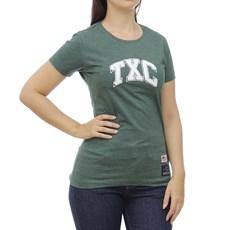 Camiseta Feminina Verde TXC 29082
