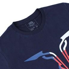 Camiseta King Farm Azul Marinho Masculina 23522