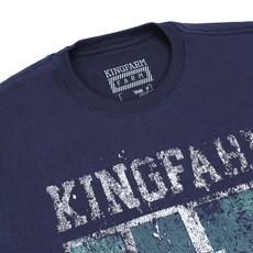 f011104f6761b ... Camiseta King Farm Azul Marinho Masculina 23748