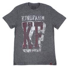 Camiseta King Farm Cinza Masculina 23752