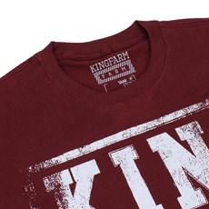 Camiseta King Farm Vinho Masculina 23750