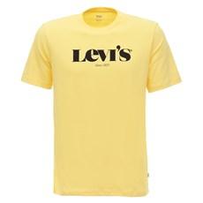 Camiseta Masculina Amarela Levi's 29060