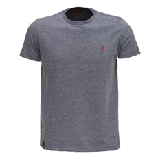 Camiseta Masculina Austin Western Cinza 25916