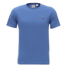 Camiseta Masculina Azul Básica Levi's 29059