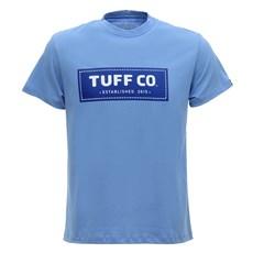 Camiseta Masculina Azul Básica Tuff 28351
