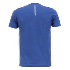 Camiseta Masculina Azul Estampada Gringa's 28101