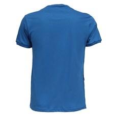Camiseta Masculina Azul Gola Redonda Rodeo Western 26353