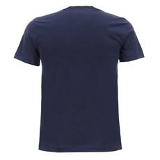 Camiseta Masculina Azul Marinho Estampada Made in Mato 28716