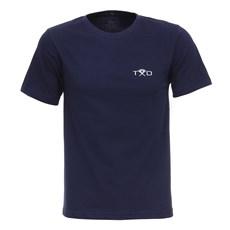 Camiseta Masculina Azul Marinho Quarto de Milha Texas Diamond 27838