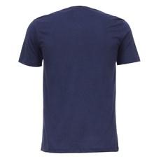 Camiseta Masculina Básica Azul Escuro Original Wrangler 26607