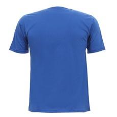 Camiseta Masculina Básica Wrangler Azul 30081