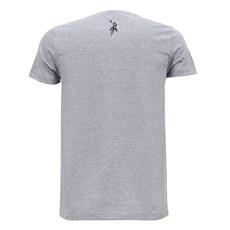 Camiseta Masculina Cinza Mescla Austin Western 28446