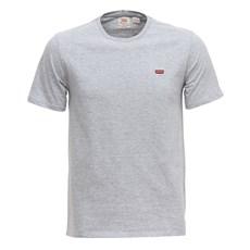 Camiseta Masculina Cinza Mescla Levi's 29890