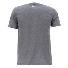 Camiseta Masculina Cinza Mescla Smart Choice 27448