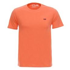 Camiseta Masculina Laranja Básica Levi's 28668