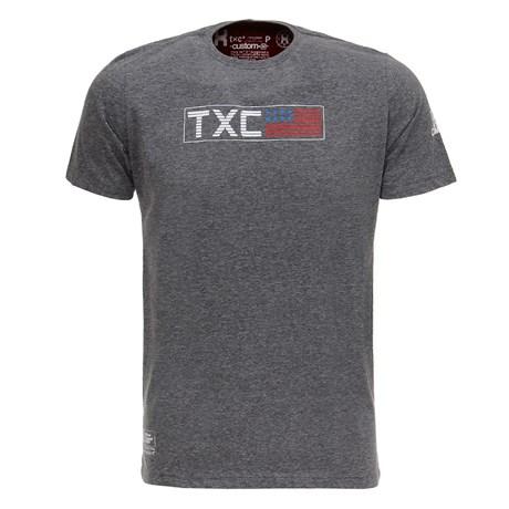 Camiseta Masculina Mescla TXC 26072
