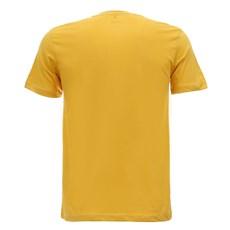 Camiseta Masculina Mostarda Básica Original Wrangler 28413