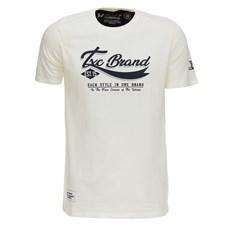 Camiseta Masculina Off White Estampada TXC 26094