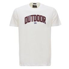 Camiseta Masculina Off White Estampada TXC 29093