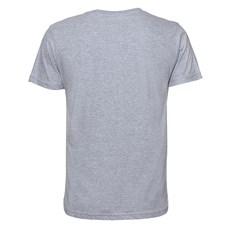 Camiseta Masculina Original Gringa's Western Cinza Mescla 24956