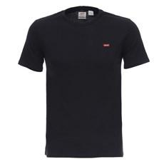 Camiseta Masculina Preta Básica Levi's 28558