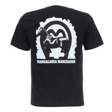 Camiseta Masculina Preta Mangalarga Marchador Texas Diamond 27851