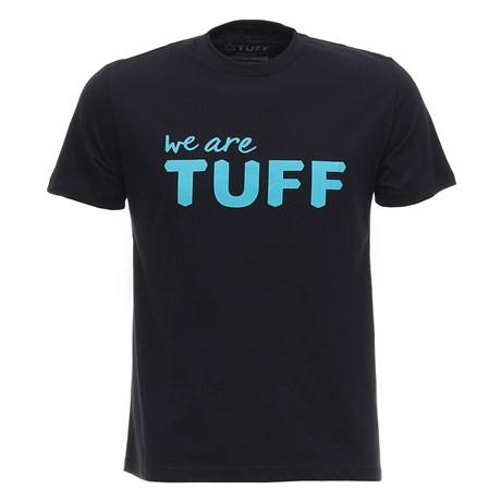 Camiseta Masculina Preta Tuff 28137