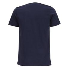 Camiseta Masculina TXC Azul Marinho Estampada 26074