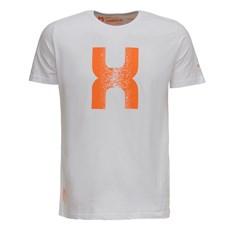 Camiseta Masculina TXC Branca Estampada 26098