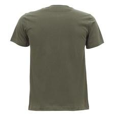 Camiseta Masculina Verde Estampada Made In Mato 29972