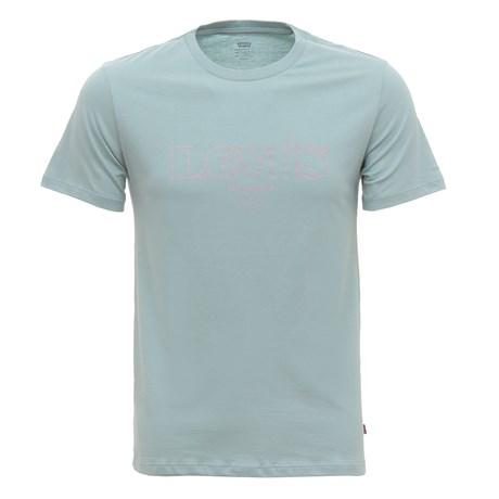 Camiseta Masculina Verde Levi's' 30169