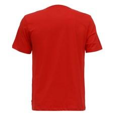 Camiseta Masculina Vermelha Básica Levi's 28196