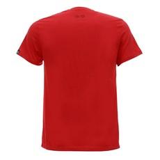 Camiseta Masculina Vermelha Básica Tuff 28352