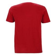 Camiseta Masculina Vermelha Estampada Gringa's Original 25671