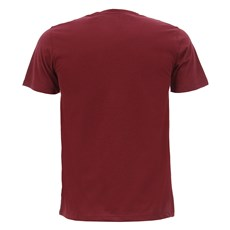 Camiseta Masculina Vermelha Made In Mato 28516