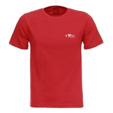 Camiseta Masculina Vermelha Mangalarga Marchador Texas Diamond 27853