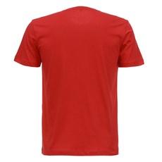 Camiseta Masculina Vermelha Original Wrangler 28191