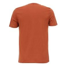 Camiseta Masculina Vermelha Wrangler Original 28031