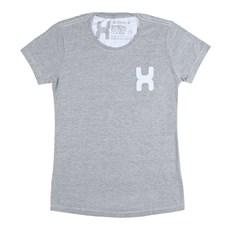 Camiseta Mescla Feminina Estampada TXC 26085