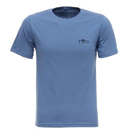 Camiseta Muladeiros Masculina Azul Texas Diamond 27818