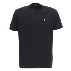 Camiseta Preta Básica Masculina Tassa 28157