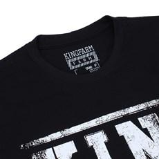 Camiseta Preta King Farm Masculina 23751